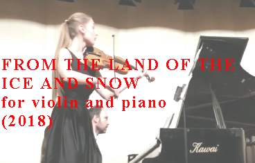 From the Land of the Ice and Snow - video